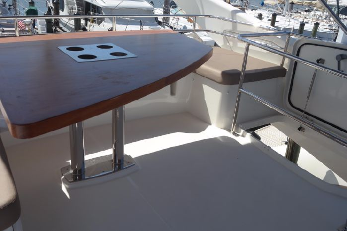2015 Prestige 550 BoatsalesListing Connecticut