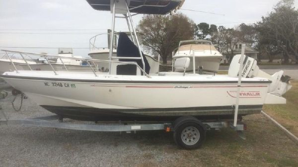 Boston Whaler 1996 Outrage 17