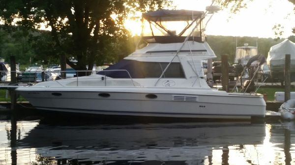 Bayliner 3460 Trophy