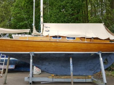 1970 Folk Boat<span>26</span>