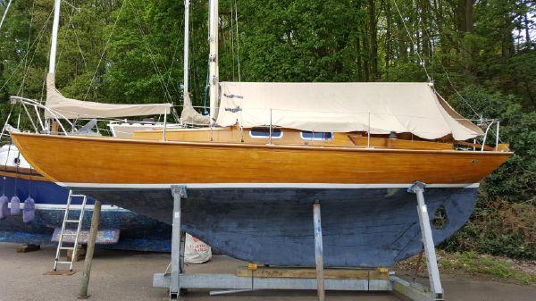 Folk Boat 26