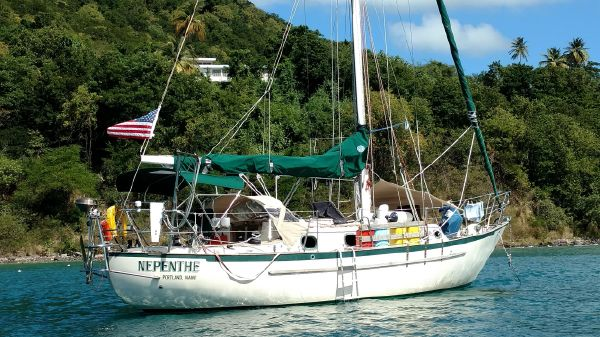 Pacific Seacraft 34