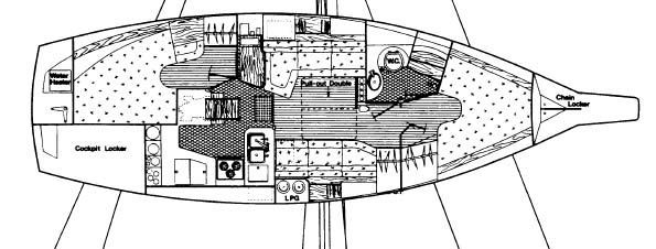 Island Packet 37 image