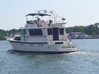 1979 Hatteras<span>Motor Yacht 58</span>