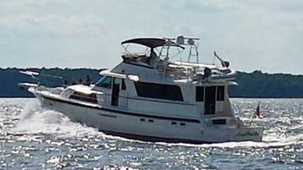 Hatteras Motor Yacht 58