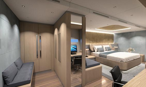 Alva Yachts Ocean Eco 90 image
