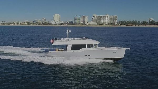Outback Yachts 50
