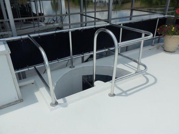 2003 Majestic 90X18 Tri Deck River Cruiser BoatsalesListing Purchase