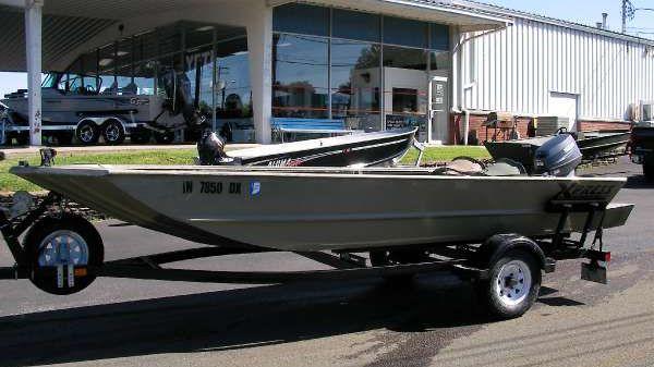 Xpress 2005 Xpress 1652 Duck Boat