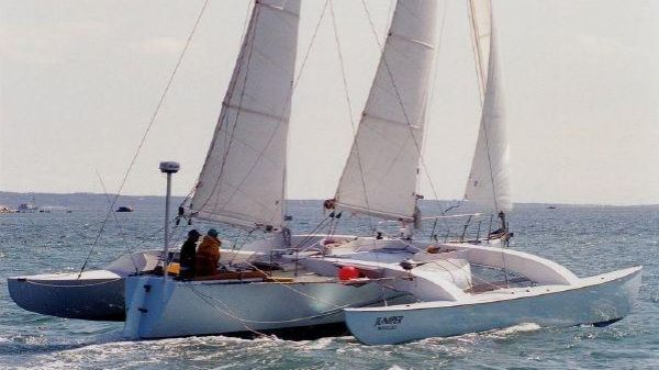 Chris White 52 Juniper Trimaran