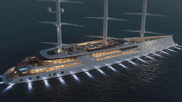 Sailboat Project Sonata