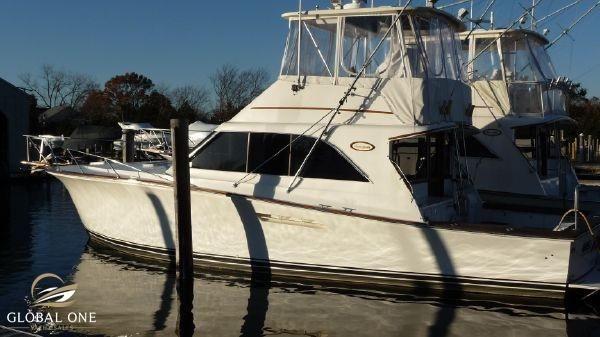 Ocean Yachts Super Sport S/S