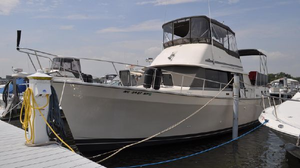 Mainship 40 Nantucket (Double Cabin)