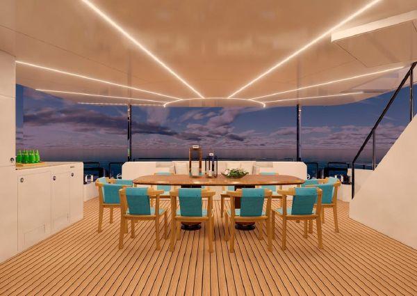 Horizon FD92 Tri-Deck image