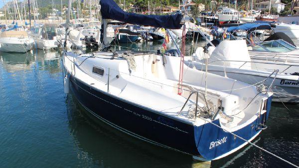 Jeanneau Sun 2500