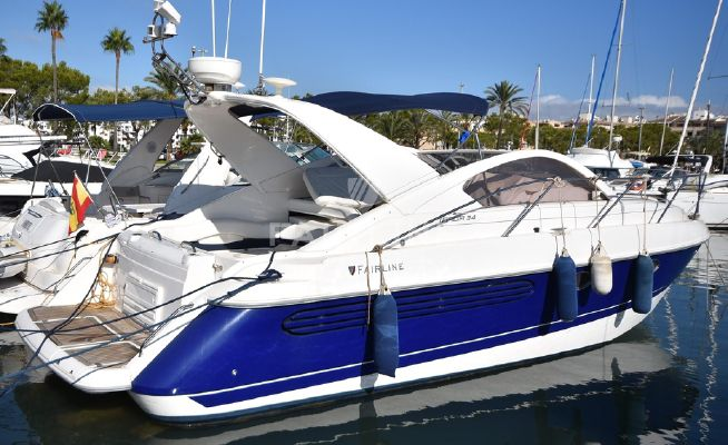 Fairline Targa 34 - main image