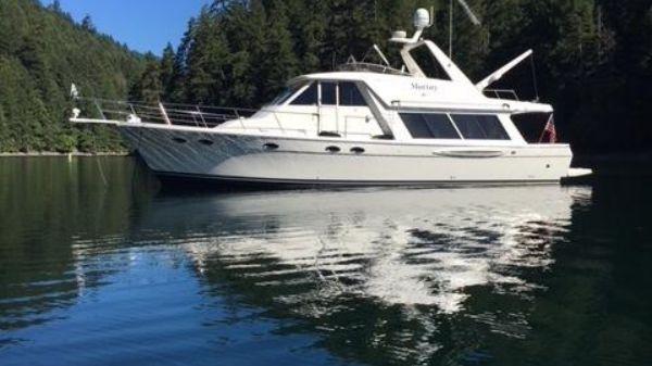 Meridian 490 Pilothouse Mutiny