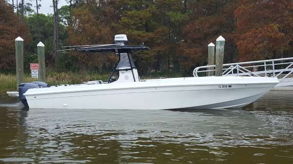 Midnight Express 30 Center Console
