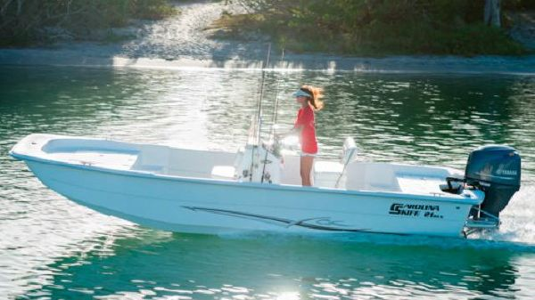 Carolina Skiff 2180 DLX Manufacturer Provided Image