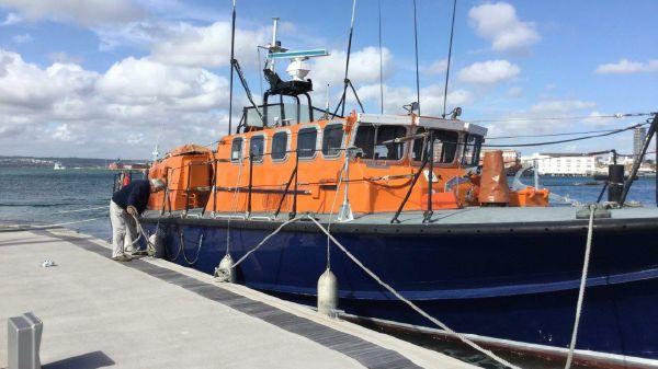 Custom Tyne Class Lifeboat
