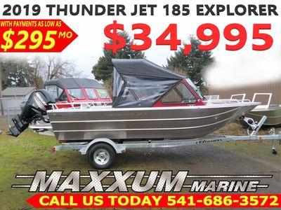 2019 Thunder Jet<span>185 Explorer</span>