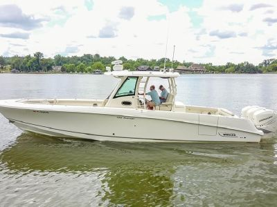 2018 Boston Whaler<span>350 Outrage</span>