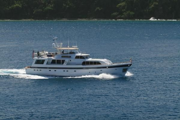 1985 Cheoy Lee Raised Pilothouse