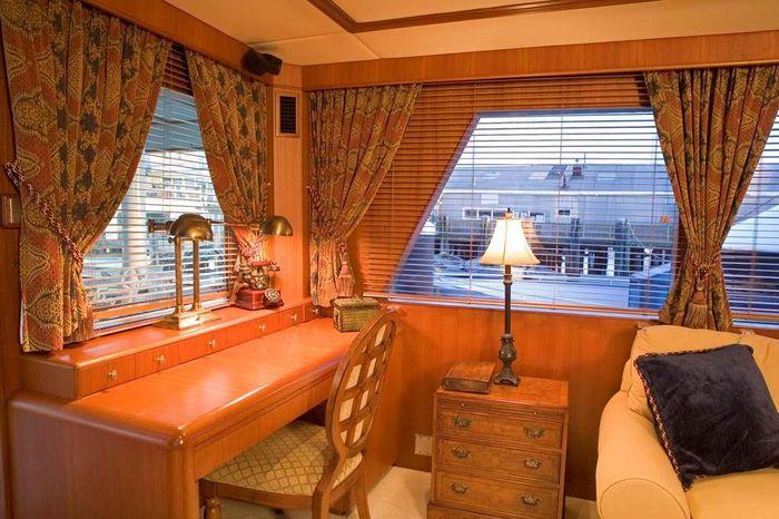 1985 Cheoy Lee Raised Pilothouse BoatsalesListing Rhode Island