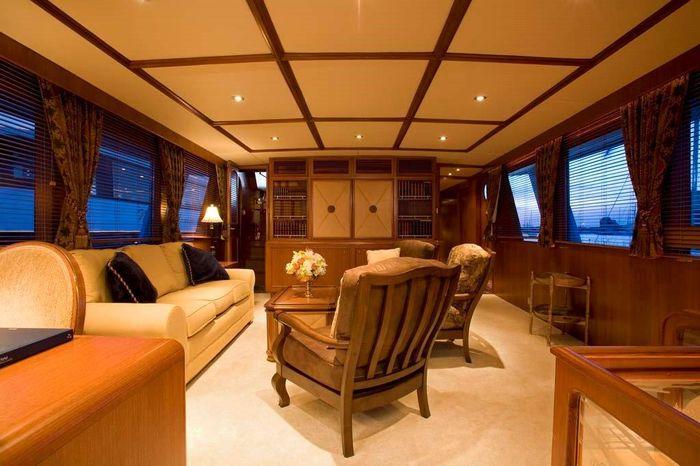 1985 Cheoy Lee Raised Pilothouse BoatsalesListing Broker