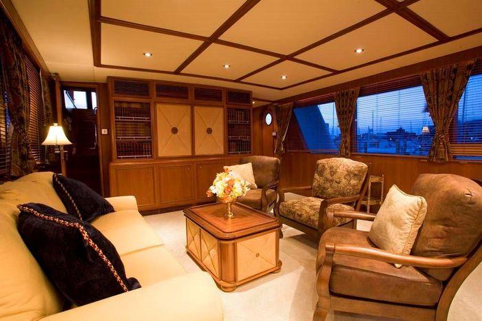 1985 Cheoy Lee Raised Pilothouse BoatsalesListing Sell