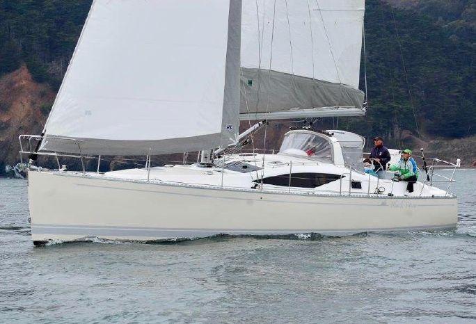 2007 Saga 409 Belvedere/Tiburon, California - City Yachts