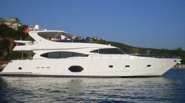 Mengi Yay 24M Yacht