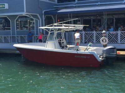 2012 Sailfish<span>2380</span>