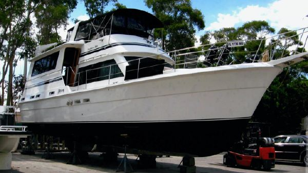 Gulfstar Mk IV Motor Yacht