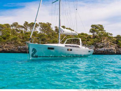 2018 Beneteau<span>Oceanis 41.1</span>