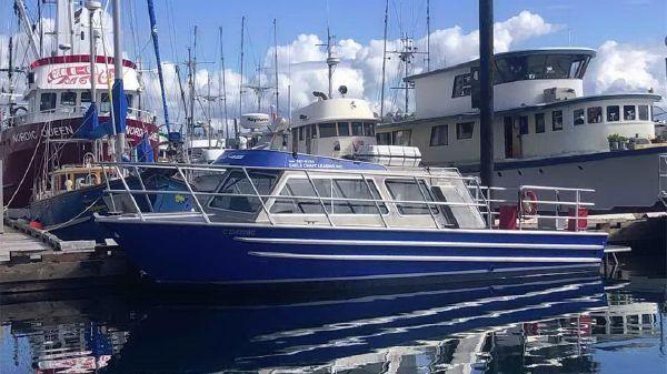 Workboat Daigle Passenger Crew Boat