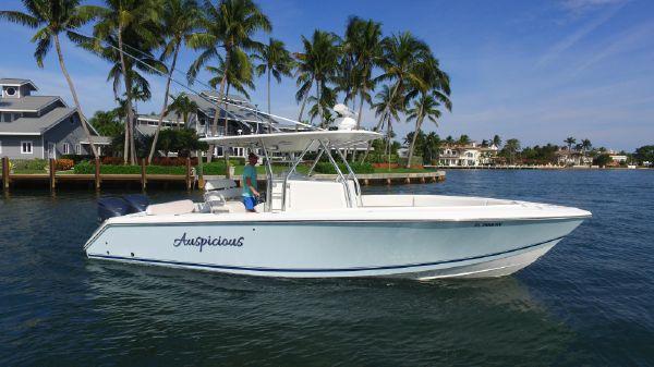 Bahama Henley Custom Open Fisherman