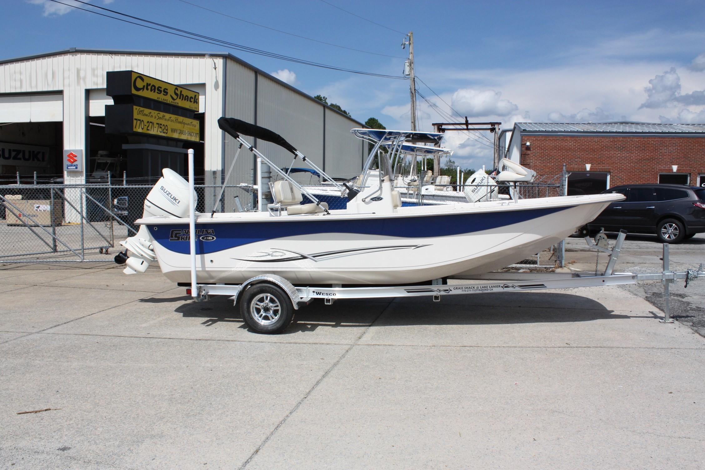 Carolina Skiff Wiring Diagram Dlv Harness Boats For Sale Grass Shack Console 218