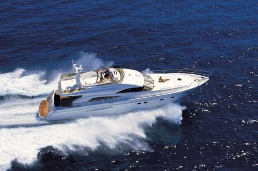 Princess 65 Flybridge Manufacturer Provided Image: Princess 65