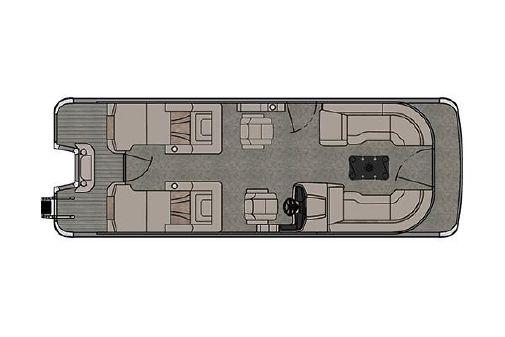Avalon Catalina Platinum Rear Lounge - 25' image