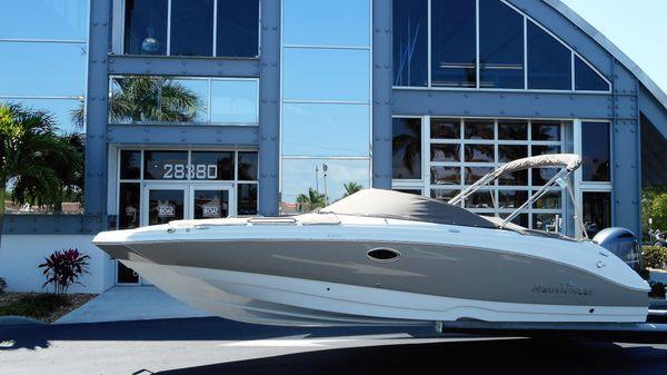 NauticStar 243DC Sport Deck 2017 NauticStar 243 DC Sport Deck Boat Dual Console Ski&Fish