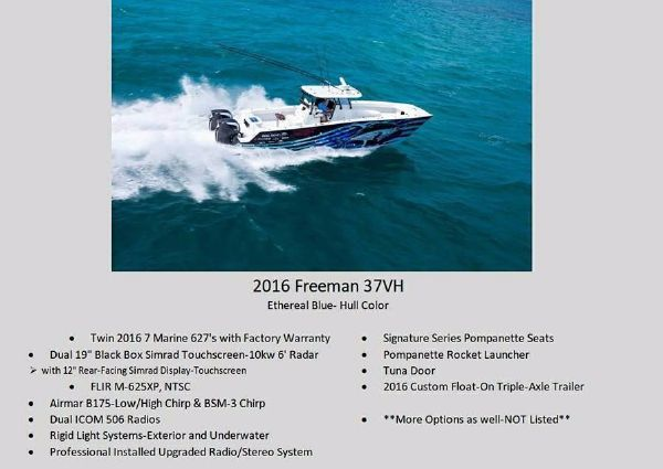 Freeman 37VH image