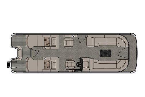 Avalon Catalina Platinum Rear Lounge - 27' image