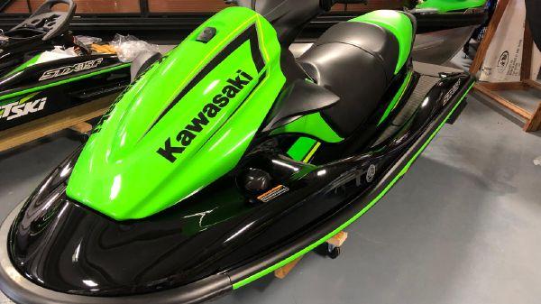 Kawasaki Jet Ski STX-15F