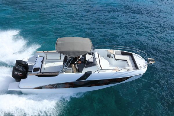Beneteau Flyer 8.8 Spacedeck - main image