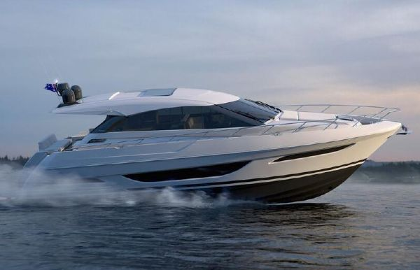2020 Maritimo X50