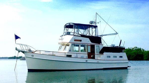 Grand Banks 36 Motoryacht