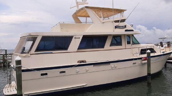 Hatteras 56 Motoryacht
