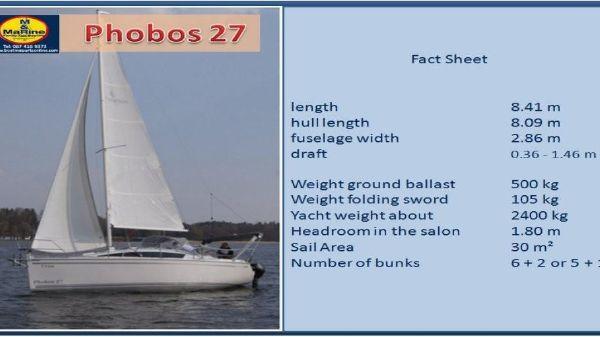 Dalpol Yacht Phobos 27