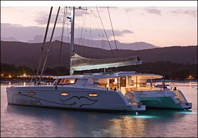 Fountaine Pajot Galathea 65 Manufacturer Provided Image